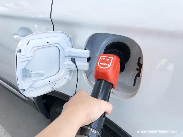 コストコ ガソリンスタンド レギュラー