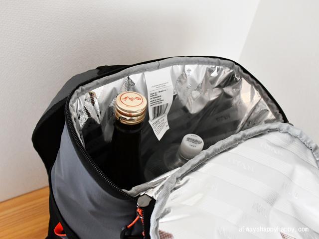 タイタン リュック型 クーラーバック 一升瓶